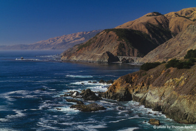 Big Sur, Kalifornien