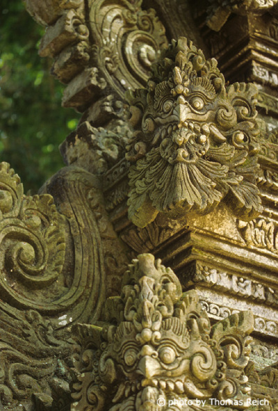 Temples in Bali holiday