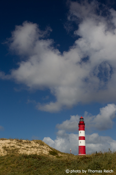 Lighthouse North Sea Island Amrum