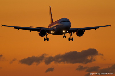 Easyjet, Airbus A319