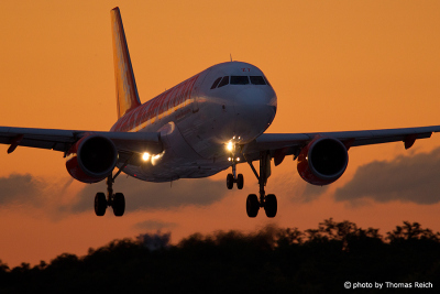Airbus A319, Easyjet