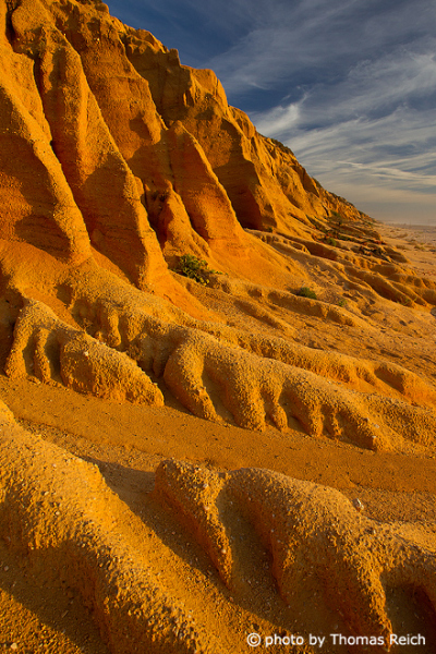 Sandstone formations, Southwest coast of Portugal