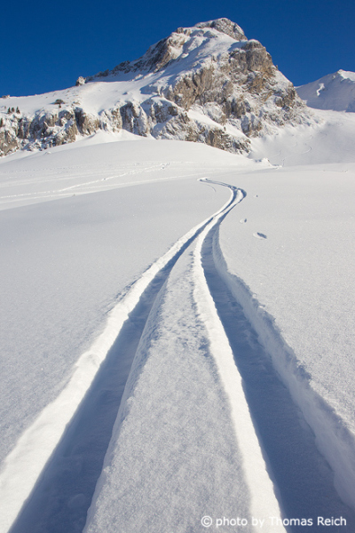 Ski Touring Routes in Switzerland