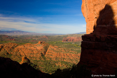 Blick vom Cathedral Rock, Sedona