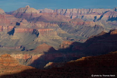 Landscape of Grand Canyon
