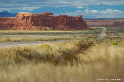 Landschaft in Arizona