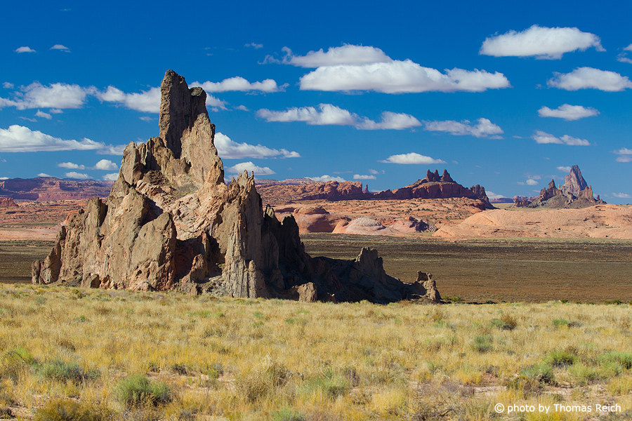 Church Rock, Kayenta, USA