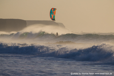 Kite Surfen in El Cotillo
