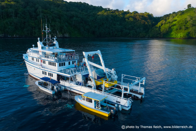 MV Argo, Underseahunter