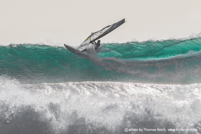 Windsurfer in Fuerteventura