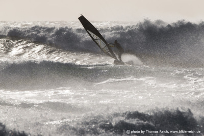 Fuerteventura Big Wave Windsurfen