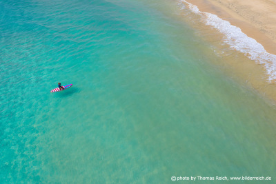 Stand-Up-Paddling Risco Del Paso