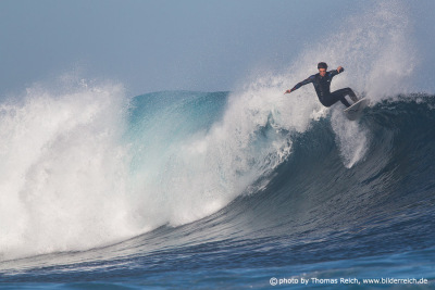 Clement Roseyro Surfer